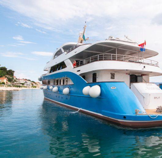 Croatian Coast Split - Dubrovnik (One Way) Cruise