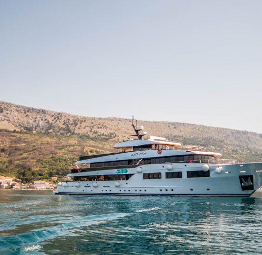 Croatian Coast Dubrovnik - Split (One Way) Cruise