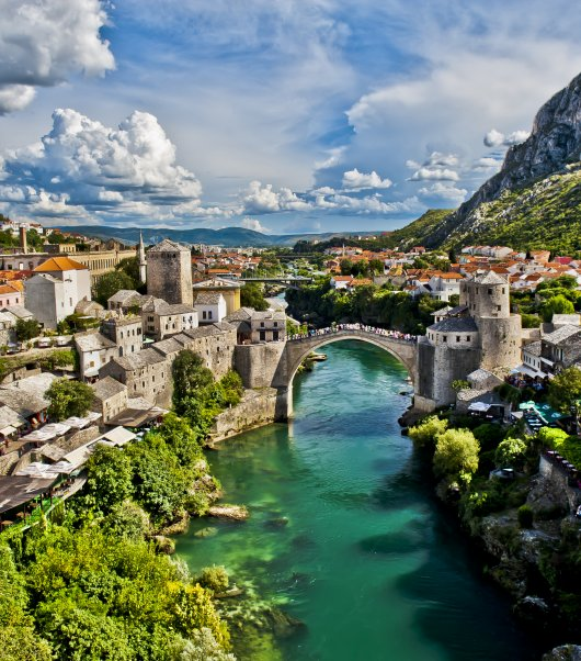 Best of Balkans Cruise & Stay