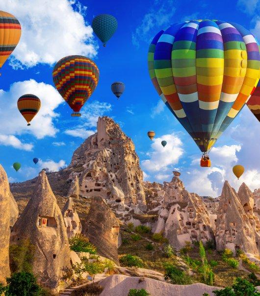 Gallipoli & Cappadocia