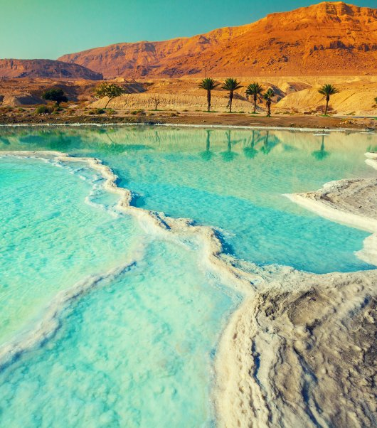 Jordan & Dead Sea
