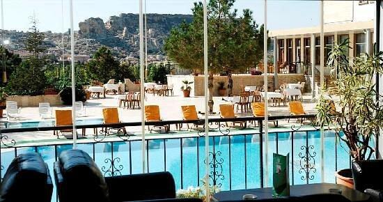 Dinler Hotel Cappadocia
