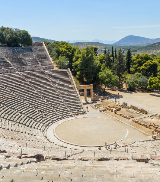 Classical Tour with Nafplion & Meteora