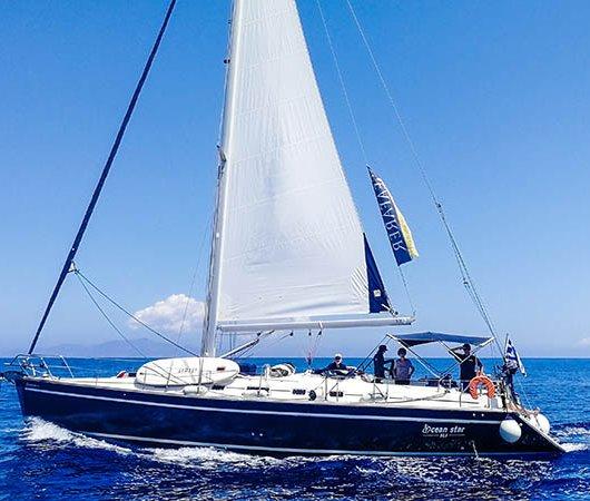 Cyclades Share a Sail – 14 nights cruise