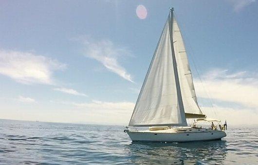 Ionian Share a Sail-Corfu Route