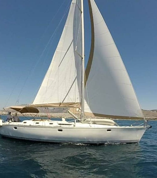 Ionian Share a Sail-Kefalonia Route