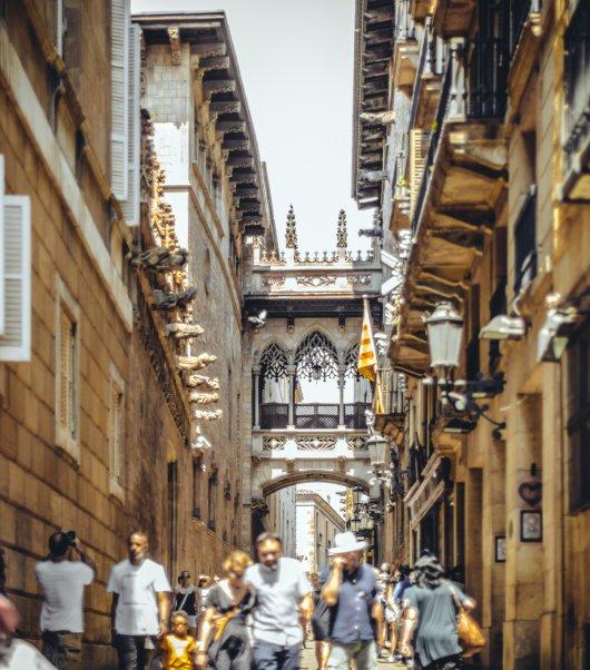 Valencia & Barcelona