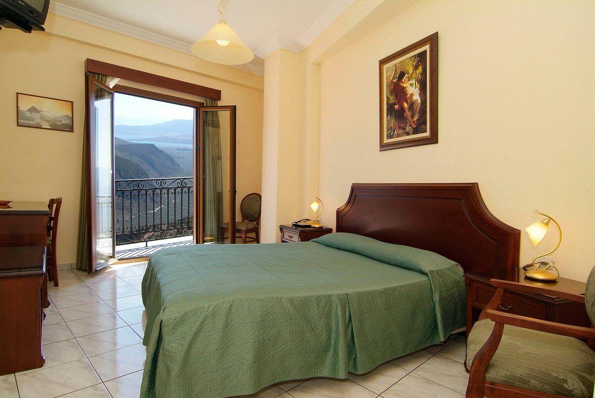 Hermes Hotel Delphi