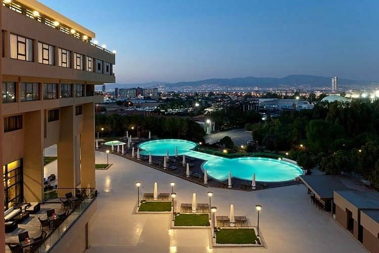 Kaya Izmir Thermal Hotel