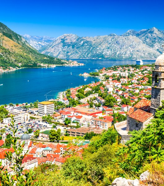 Balkan Adventure Cruise & Stay