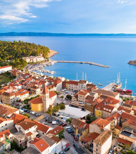 Dazzling Croatia Cruise & Stay