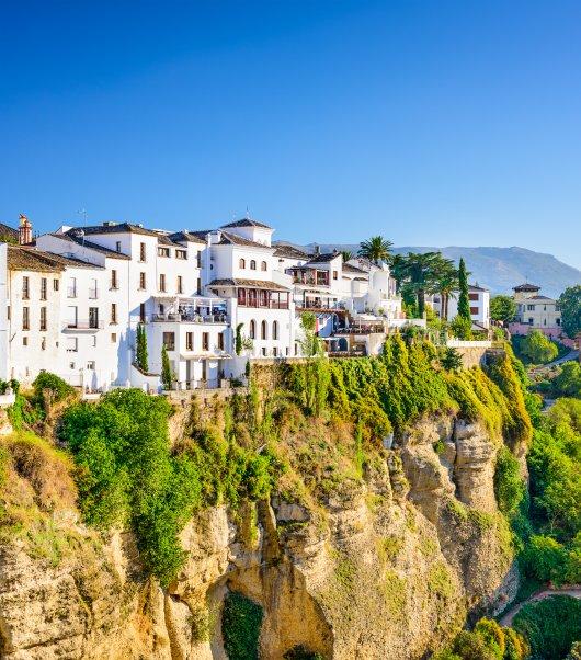 Lisbon to Andalucia