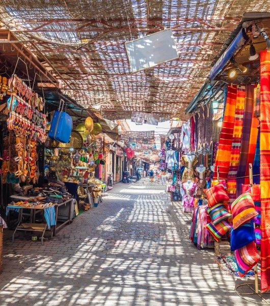 Taste of Spain & Morocco