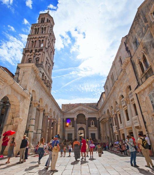Croatian Cities from Dubrovnik
