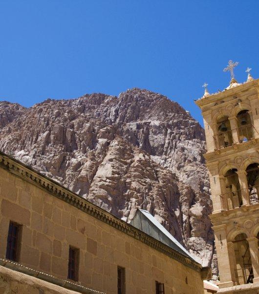 Cairo & Mt Sinai