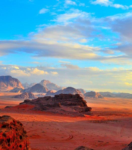 Jordan & Wadi Rum