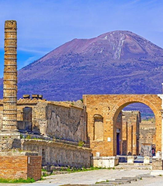 Amalfi and Capri