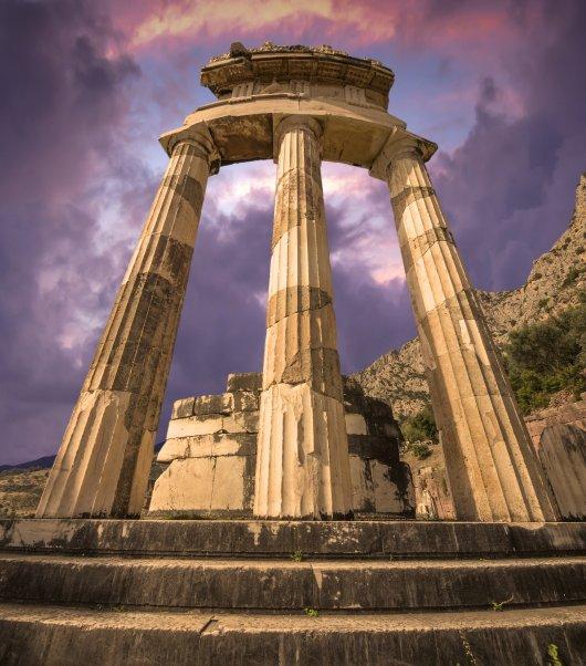 Delphi & Meteora Monasteries