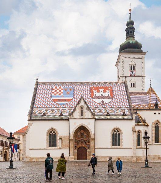 Zagreb To Opatija