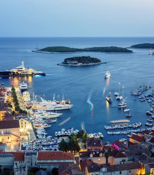 Split – Dubrovnik (One Way) Cruise – (KL7)