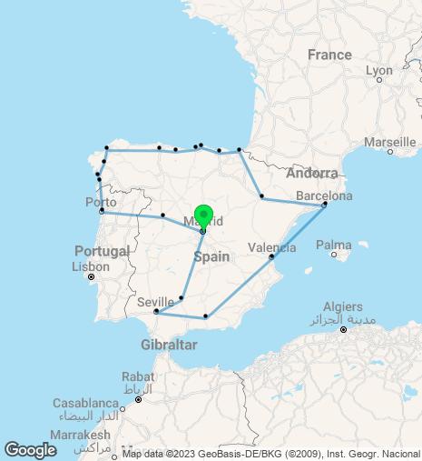 Spain Experience