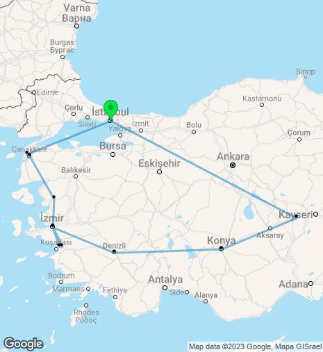 Charming Turkey