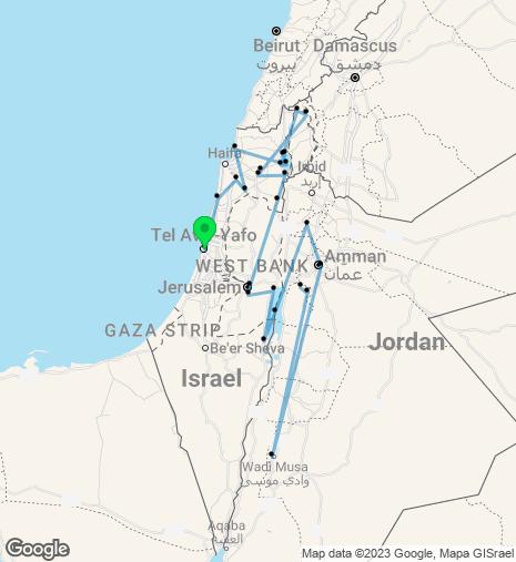 Across The Jordan River