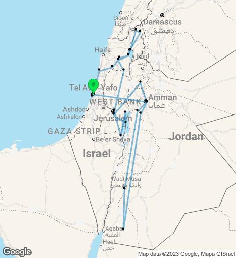 Heritage of the Holy Land & Jordan
