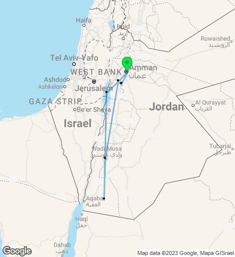 Jordan & The Bedouins