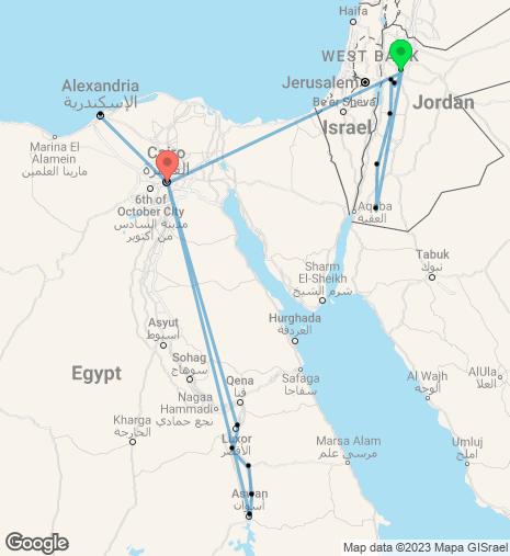 Jordan & Egypt
