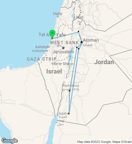 Jaunt to Jordan