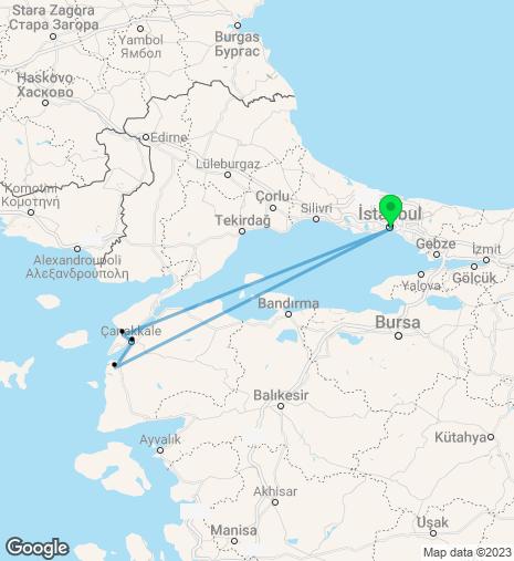 Gallipoli Overnight Tour