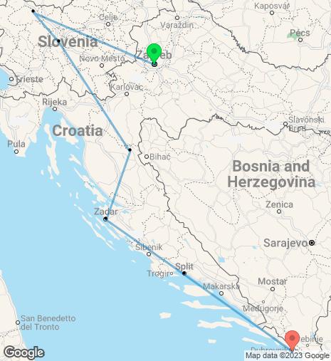 Best of Croatia & Slovenia