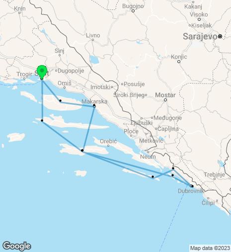 Adriatic Princess Split-Split