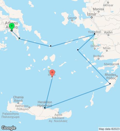 Alluring Aegean