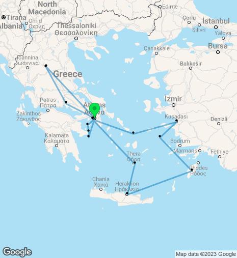 Grecian Escapade